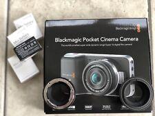 Blackmagic Design Pocket Cinema Camera - Super Wide Dynamic Range Super 16