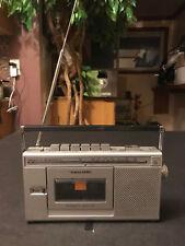 Realistic Minisette -10 AM/FM Cassette Radio Boom Box - Model 14-1000