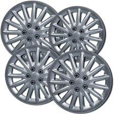 Hubcaps fits 15-16 Kia Sedona - 17 Inch Silver Replacement Wheel Cover Rim
