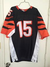 Cincinnati Bengals John Ross XL  #15 Practice Jersey preowned Wide Receiver used
