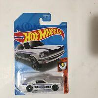 2019 hot wheels 65 mustang 2+2 fastback b case LOOSE