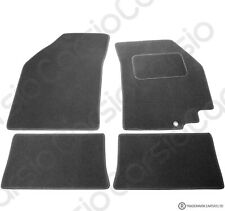 Suzuki Alto 2009+ Onwards Tailored Black Car Floor Mats Carpets 4 piece Set