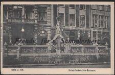 610 N  AK  Ansichtskarte  Köln am Rhein  Heinzelmännchen Brunnen  Alter:Vor 1945