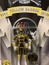 bandai mighty morphin power rangers the movie Yellow Ranger