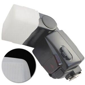 Diffusoren Softbox Diffusor Weiß passend für Sony HVL - F58 AM Blitzlicht