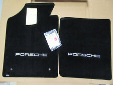 Porsche 914 beautiful color matched Lloyd accessory mat set late 72-76