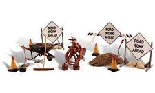 Woodland Scenics [WOO] O Road Crew Details A2762 WOOA2762
