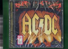 AC / DC - HARD AS A ROCK CD SINGOLO NUOVO SIGILLATO