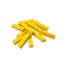 Wooden pretend role play food Erzi kitchen, shop: Vegetable Potatoes Chips Fries