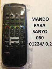 MANDO PARA SANYO 060-01224/0.2 REPLICA