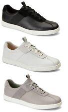 Vionic Mens Mott Lono Leather Casual Fashion Tennis Shoes