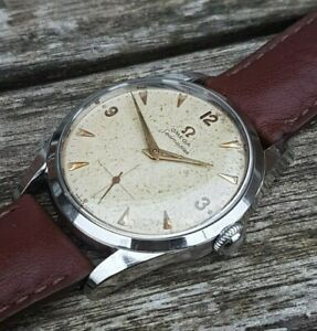 Omega Seamaster Ranchero gents watch 1958, Cal 267, Beautiful piece!