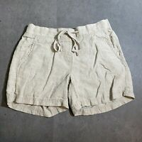 Tommy Bahama Linen Shorts Womens Size 2 Island casual