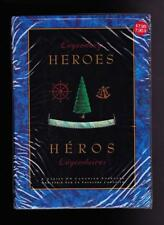 Canada Thematic Collection #57 Legendary Heroes 1992