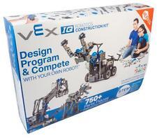HEXBUG VEX 228-4444 IQ ROBOTICS CONSTRUCTION KIT - 750 + PIECES - AGES 8+
