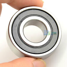Premium 6202 RS 2RS Sealed Bearing Deep Groove Ball Bearings Steels 15x35x11mm
