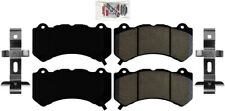 Disc Brake Pad Set-SRT Hellcat Front Autopartsource PRM1405
