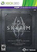 NEW The Elder Scrolls 5 V: Skyrim Legendary Edition (Xbox 360, 2013)