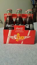 Indy 500 Collectible Coca Cola 6 Pack