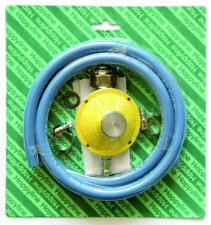 Regulator with Hose for Gas Barbecue & Stone Lava Rock with Hose and Clamps