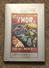 Marvel MASTERWORKS The Mighty THOR Volume 11 HC Hardcover OOP Stan Lee BUSCEMA