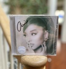 Ariana Grande Signed Autographed Positions CD **In Hand**