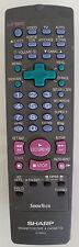 TELECOMMANDE ORIGINAL, REMOTE, Sharp - G1186AJ, VCR