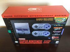 !BRAND NEW! Super Nintendo Classic Edition! SNES Mini! NIB! Fast Shipping! LOOK!