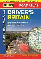 Philip's Driver's Atlas Britain: Paperback (Road Atlas) - New Book Philip's Maps