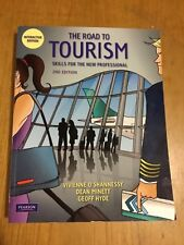 The Road To Tourism (2nd Edition) Vivienne O'Shannessy Interactive Edition VGC
