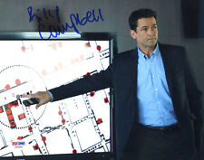 "(SSG) Sexy BILLY CAMPBELL Signed 10X8 Color ""The Killing"" Photo - PSA/DNA COA"