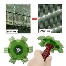 Air Conditioner Radiator Fins Repair Comb Plastic Fin Straightener Cleaner Tools