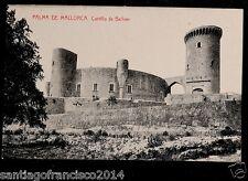 1537.-PALMA DE MALLORCA -Castillo de Bellver