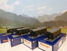 Roco 64000 Vierteiliges Lokalbahnwagen-Set K.Bay.Sts.B.       68/224