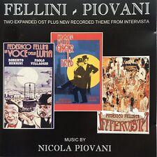 FELLINI ~ PIOVANI - Ginger & Fred / Intervista - Soundtrack CD