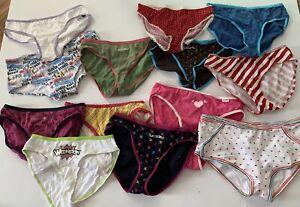 Lot of 13 Girls Old Navy Panties  sz XL