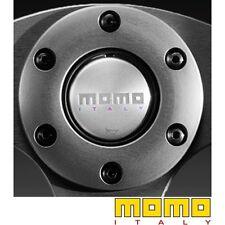 MOMO High Performance Tuner VOLANTE CENTRO Anello-Argento
