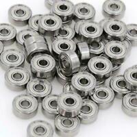 10X 1,5 x 4 x 2 681XZZ Miniatur Kugellager Mini Lager 681X-ZZ 1,5 *2mm X0Q6 T6P6