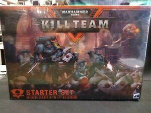 Warhammer 40,000 Kill Team Starter Set 2019 Space Wolves v Tau OOP BNIB SEALED