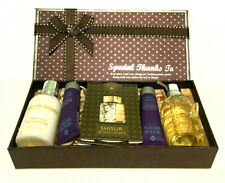 MOLTON BROWN GIFT SET BATH & SHOWER+HAIR CONDITIONER+PERFUME SAMPLES+HAND CREAM