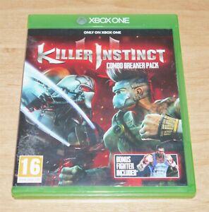 Killer Instinct Game for Microsoft XBOX ONE