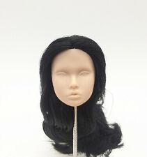 Fashion Royalty poppy parker japan skin black hair integrity doll blank head