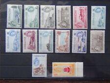 Gibraltar 1953 - 1959 set complete to £1 LMM