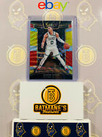 2018-2019 Select Jayson Tatum #61 Tri-Color Yellow-Red Refractor Card NM/M MINT
