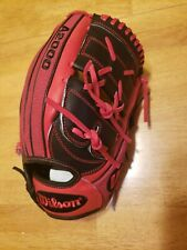 "Wilson A2000 MA14 12 1/4""  Fastpitch Softball Infield Glove WTA20RF18MA14GM"