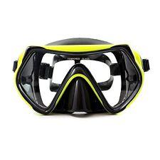 Innovative Premium Diving Goggles by Sportastisch: Hardened Anti-Mist Glasses fo