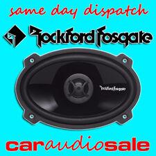 "ROCKFORD FOSGATE PUNCH P1462 4""X6"" 2 WAY COAXIAL FULL RANGE CAR VAN SPEAKERS"