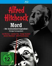 Alfred Hitchcock: Mord - Der Auslandskorrespondent (1940) Filmjuwelen [Blu-ray]