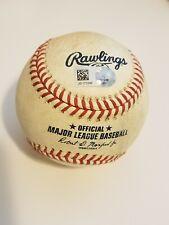 Albert Almora Jr. Game Used Detroit Tigers Rawlings Official MLB Baseball MLB...