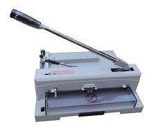 Manual Paper Guillotine Cutting Width 370mm
